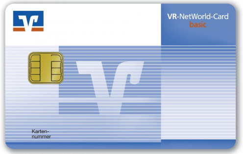VR-Networld Card basic